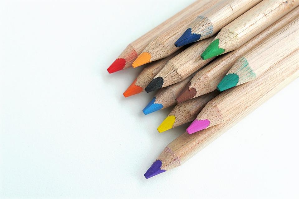 Sind nicht alle Stifte gleich? Diese Frage stellen sich viel Eltern.  Obwohl die Stifte meist sehr