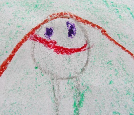 Malentwicklung: Was entspricht welchem Alter? Was verrät eine Kinderzeichnung.
