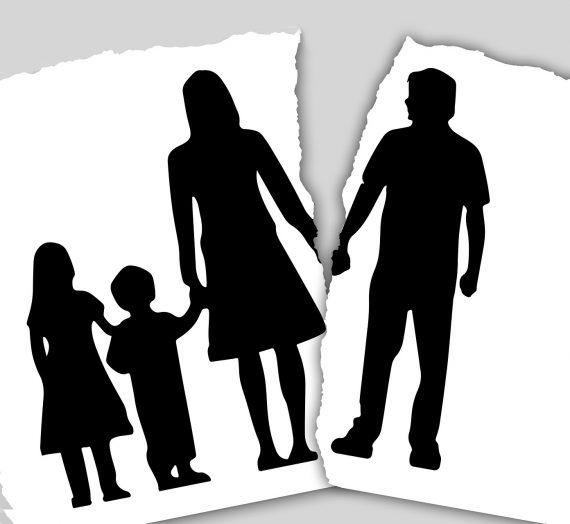 Trennung mit Kindern – womit die Kinder zu kämpfen haben und wie Sie Ihre Kinder unterstützen können.