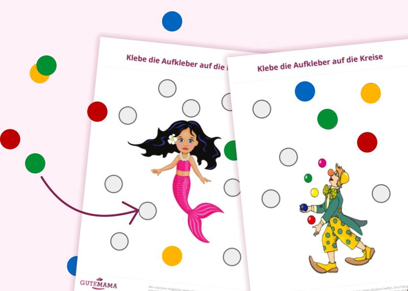 Unterstützen Sie die Feinmotorik Ihres Kindes mit unseren Vorlagen.     In diesem Download finden S