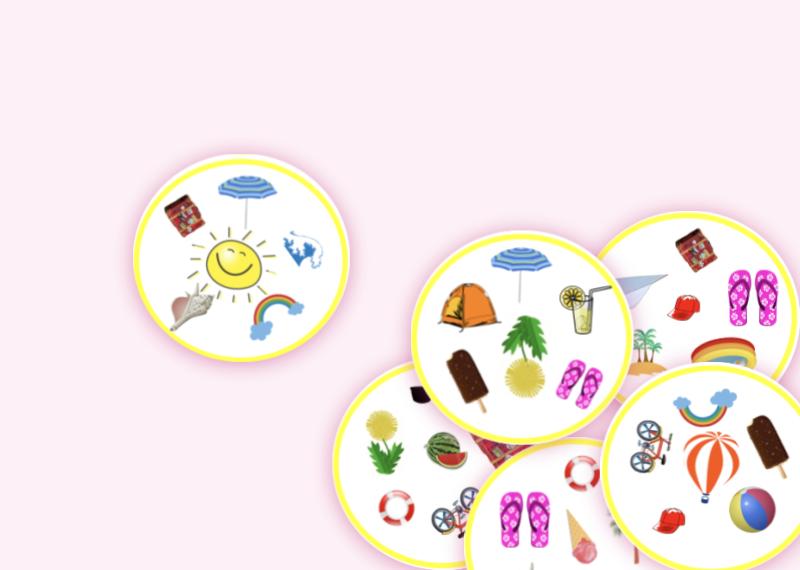 Arbeitsblätter für gezielte Schulvorbereitung im Kindergarten     Ein Spiel mit 30 Kärtchen, wobei